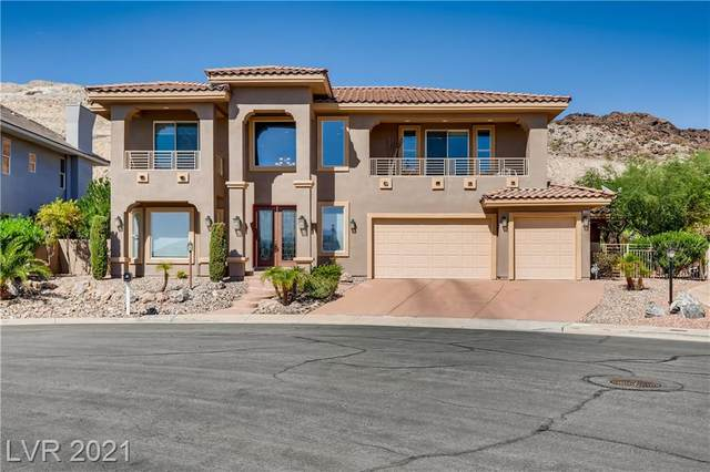 1129 Morning Melody Court, Henderson, NV 89011 (MLS #2332004) :: ERA Brokers Consolidated / Sherman Group