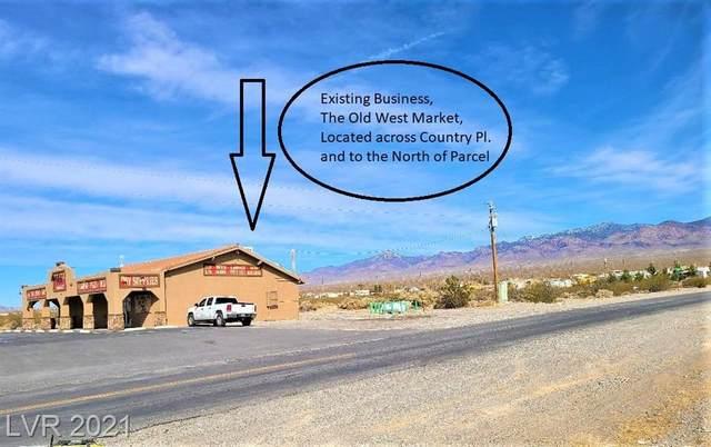 5561 N Nevada Highway 160, Pahrump, NV 89060 (MLS #2332006) :: The Perna Group