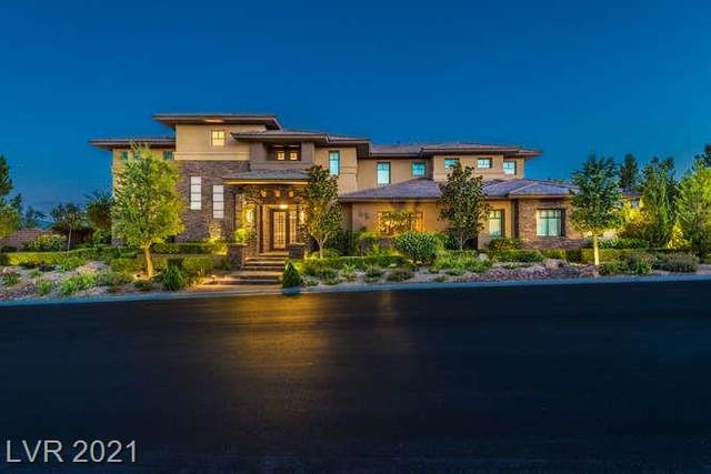 65 Hawk Ridge Drive, Las Vegas, NV 89135 (MLS #2332058) :: The Chris Binney Group | eXp Realty