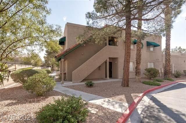 6750 Del Rey Avenue #129, Las Vegas, NV 89146 (MLS #2332060) :: Keller Williams Realty