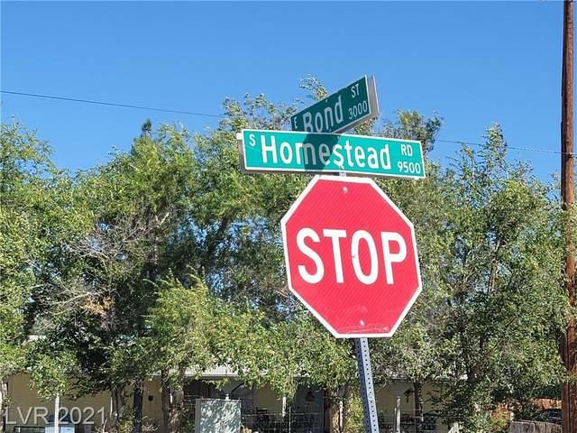 2641 Bond Street, Pahrump, NV 89048 (MLS #2332075) :: The Perna Group
