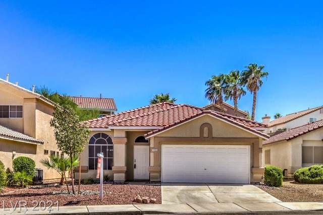 1483 Arroyo Verde Drive, Henderson, NV 89012 (MLS #2332081) :: Custom Fit Real Estate Group