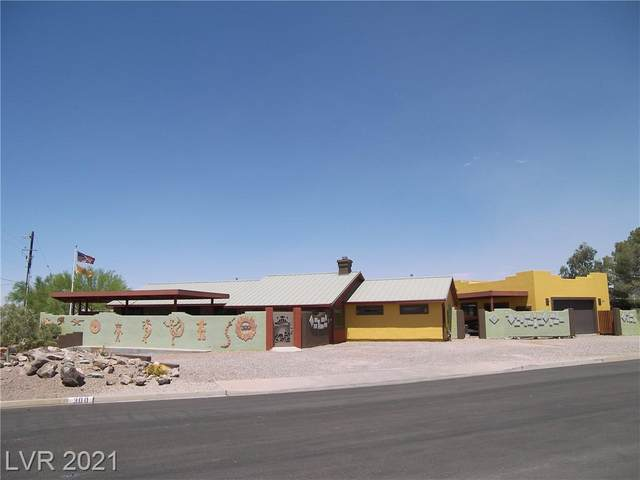 300 E Longacres Drive, Henderson, NV 89015 (MLS #2332085) :: Lindstrom Radcliffe Group