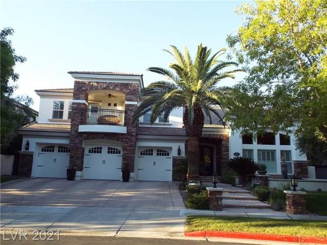2278 Coral Ridge Avenue, Henderson, NV 89052 (MLS #2332100) :: Lindstrom Radcliffe Group