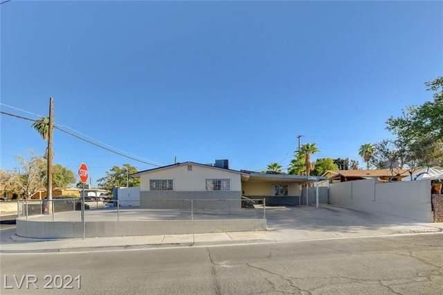 5301 Lytton Avenue, Las Vegas, NV 89146 (MLS #2332102) :: Hebert Group | eXp Realty