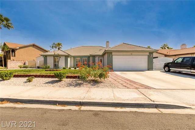 355 Banuelo Drive, Henderson, NV 89014 (MLS #2332119) :: Signature Real Estate Group
