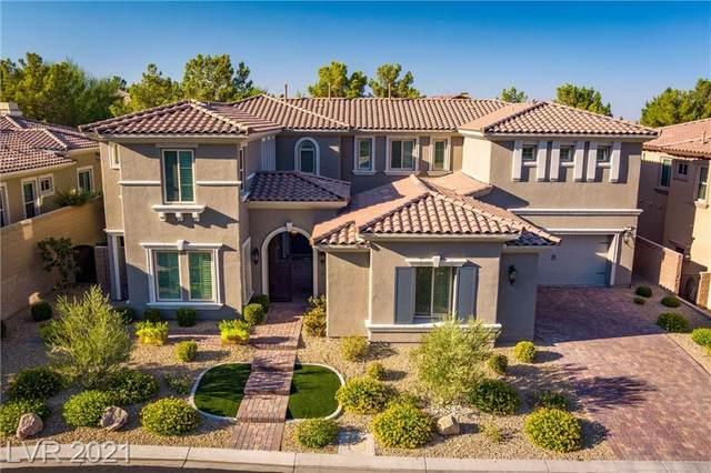 90 Carolina Cherry Drive, Las Vegas, NV 89141 (MLS #2332120) :: Hebert Group | eXp Realty