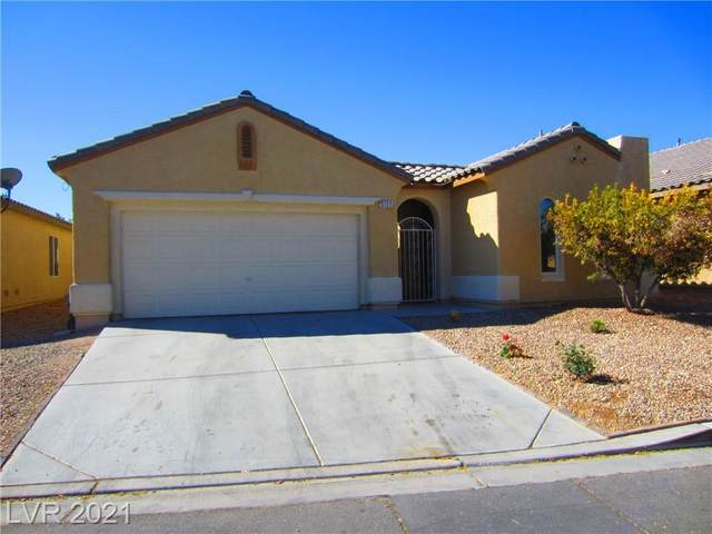 3727 Tundra Swan Street, Las Vegas, NV 89122 (MLS #2332134) :: Jeffrey Sabel