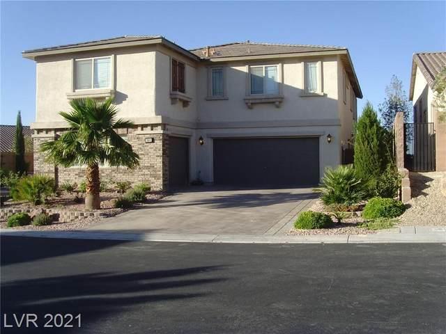 864 Timber Walk Drive, Henderson, NV 89052 (MLS #2332140) :: Jeffrey Sabel