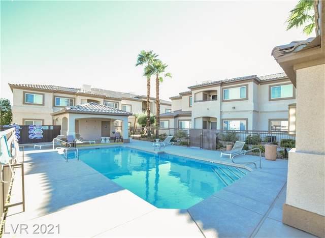 8725 W Flamingo Road #238, Las Vegas, NV 89147 (MLS #2332171) :: Jack Greenberg Group