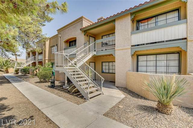 5174 S Jones Boulevard #207, Las Vegas, NV 89118 (MLS #2332177) :: DT Real Estate