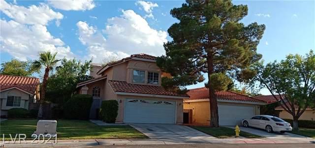 2807 Painted Rose Lane, Henderson, NV 89074 (MLS #2332178) :: Keller Williams Realty