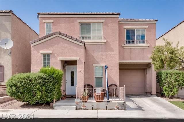6680 Dunraven Avenue, Las Vegas, NV 89139 (MLS #2332186) :: Lindstrom Radcliffe Group
