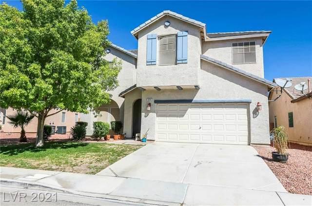 3014 New Journey Way, North Las Vegas, NV 89031 (MLS #2332192) :: Custom Fit Real Estate Group