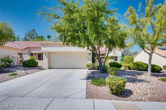 2725 Crown Ridge Drive, Las Vegas, NV 89134 (MLS #2332211) :: Galindo Group Real Estate