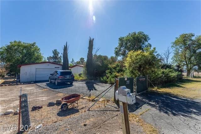 5723 Pahrump Valley Boulevard, Pahrump, NV 89048 (MLS #2332215) :: Coldwell Banker Premier Realty