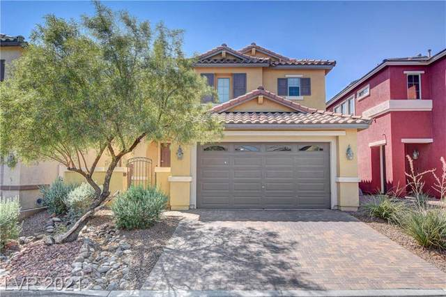 757 Rustic Desert Place, Henderson, NV 89011 (MLS #2332221) :: The Perna Group