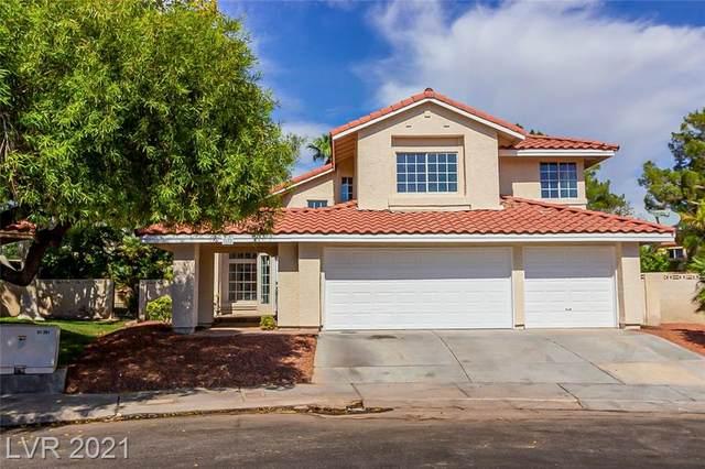 7652 Botany Bay Drive, Las Vegas, NV 89128 (MLS #2332224) :: Signature Real Estate Group