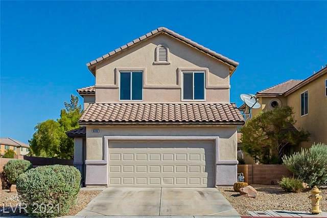 6332 Pronghorn Ridge Avenue, Las Vegas, NV 89122 (MLS #2332240) :: Hebert Group | eXp Realty