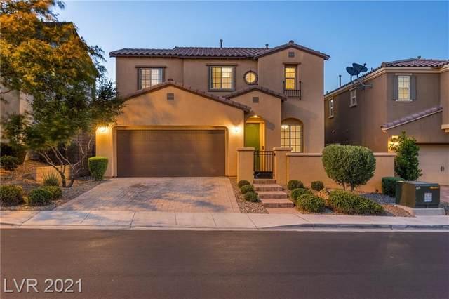 12310 Sandy Peak Avenue, Las Vegas, NV 89138 (MLS #2332263) :: Hebert Group | eXp Realty