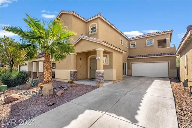 3545 Terneza Avenue, North Las Vegas, NV 89081 (MLS #2332271) :: Custom Fit Real Estate Group