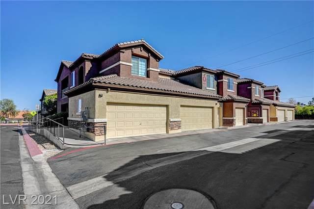 8324 W Charleston Boulevard #1011, Las Vegas, NV 89117 (MLS #2332277) :: The Chris Binney Group   eXp Realty