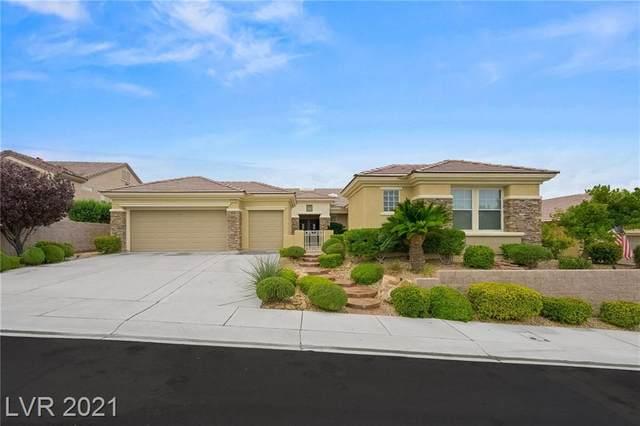 2429 Hardin Ridge Drive, Henderson, NV 89052 (MLS #2332278) :: Signature Real Estate Group