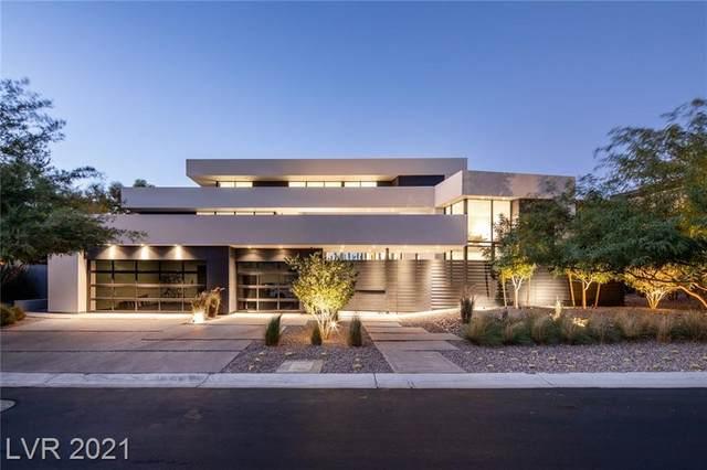 26 Sun Glow Lane, Las Vegas, NV 89135 (MLS #2332284) :: The Perna Group