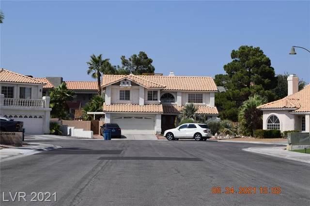 2700 Cloudsdale Circle, Las Vegas, NV 89117 (MLS #2332301) :: Custom Fit Real Estate Group