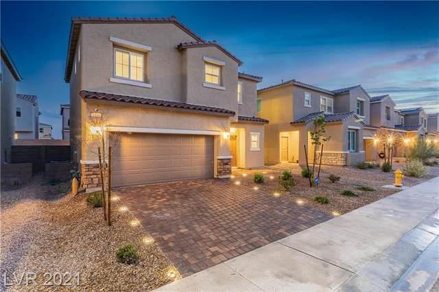 2225 Stone Well Road, North Las Vegas, NV 89031 (MLS #2332326) :: Jack Greenberg Group