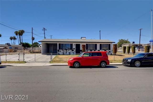2129 Englestad Street, North Las Vegas, NV 89030 (MLS #2332364) :: Lindstrom Radcliffe Group