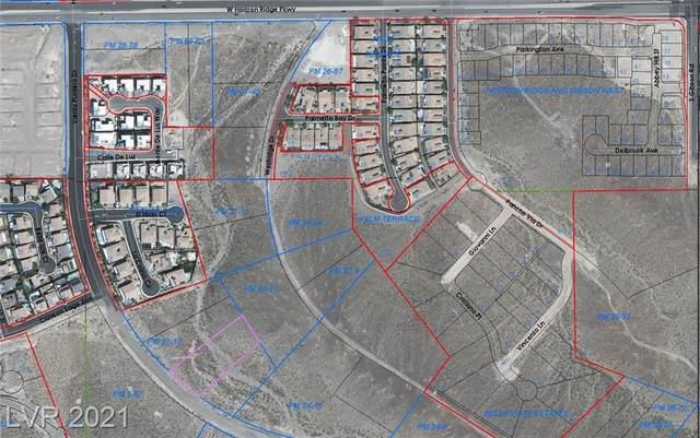 Viento Puntero Drive, Henderson, NV 89012 (MLS #2332369) :: Hebert Group | eXp Realty