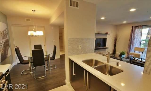 7885 W Flamingo Road #1014, Las Vegas, NV 89147 (MLS #2332388) :: Galindo Group Real Estate
