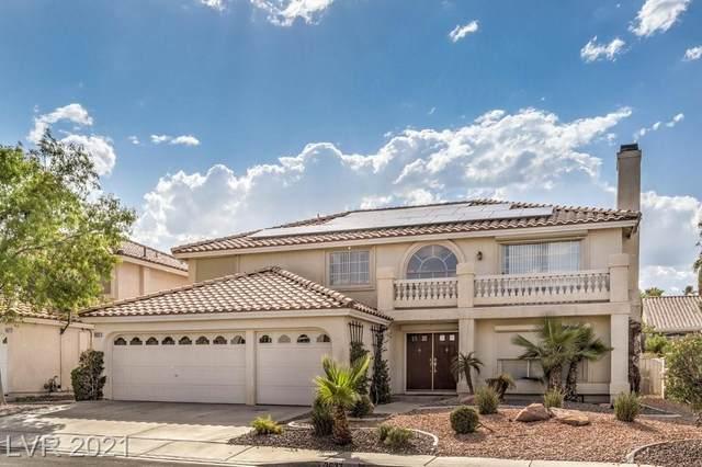 3637 Carol Lark Court, Las Vegas, NV 89129 (MLS #2332399) :: Hebert Group | eXp Realty