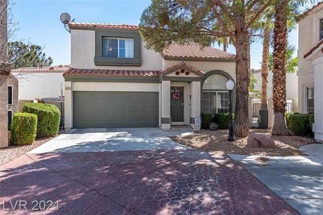 8711 Harwich Avenue, Las Vegas, NV 89129 (MLS #2332403) :: Keller Williams Realty