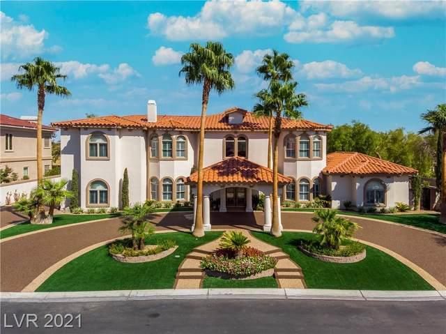 5084 Mountain Foliage Drive, Las Vegas, NV 89148 (MLS #2332407) :: Vestuto Realty Group