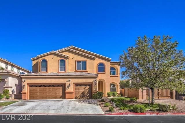 7724 Villa De La Paz Avenue, Las Vegas, NV 89131 (MLS #2332436) :: Jeffrey Sabel