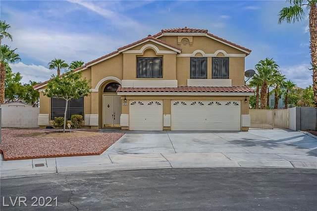 3828 Cool Meadows Drive, Las Vegas, NV 89129 (MLS #2332438) :: Custom Fit Real Estate Group