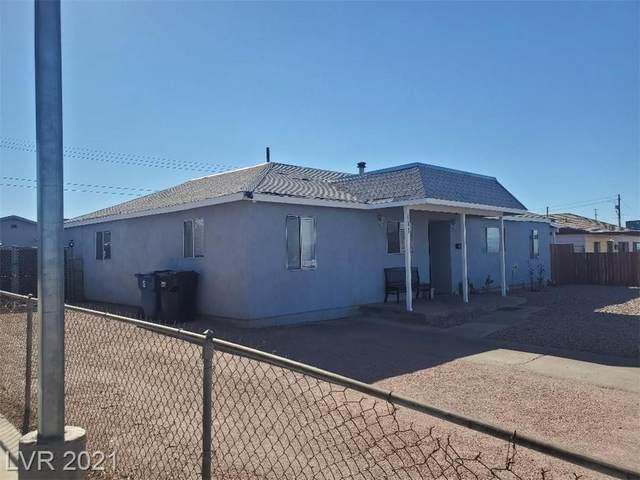 111 Yucca Street, Henderson, NV 89015 (MLS #2332452) :: Lindstrom Radcliffe Group