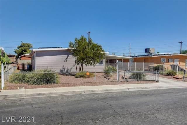 3704 E Webb Avenue, North Las Vegas, NV 89030 (MLS #2332458) :: Lindstrom Radcliffe Group