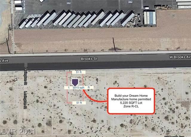 000 Brooks, North Las Vegas, NV 89030 (MLS #2332461) :: The Chris Binney Group   eXp Realty