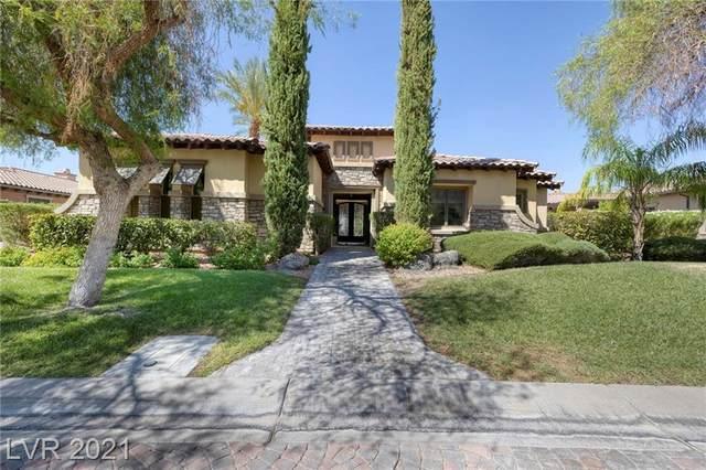 10 Dolce Luna Court, Henderson, NV 89011 (MLS #2332463) :: Galindo Group Real Estate