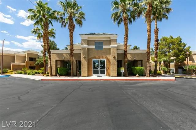 8070 W Russell Road #2017, Las Vegas, NV 89113 (MLS #2332475) :: Hebert Group   eXp Realty