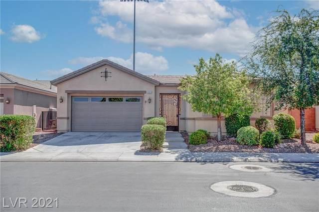 3825 Cackling Goose Drive, North Las Vegas, NV 89084 (MLS #2332498) :: Signature Real Estate Group