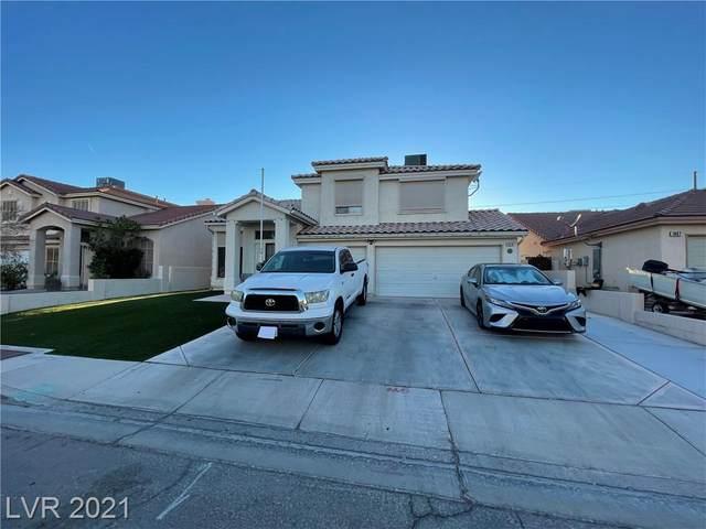 1819 Raspberry Hill Road, Las Vegas, NV 89142 (MLS #2332502) :: Hebert Group | eXp Realty