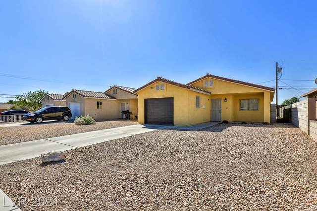 1333 W Bartlett Avenue, Las Vegas, NV 89106 (MLS #2332503) :: Lindstrom Radcliffe Group