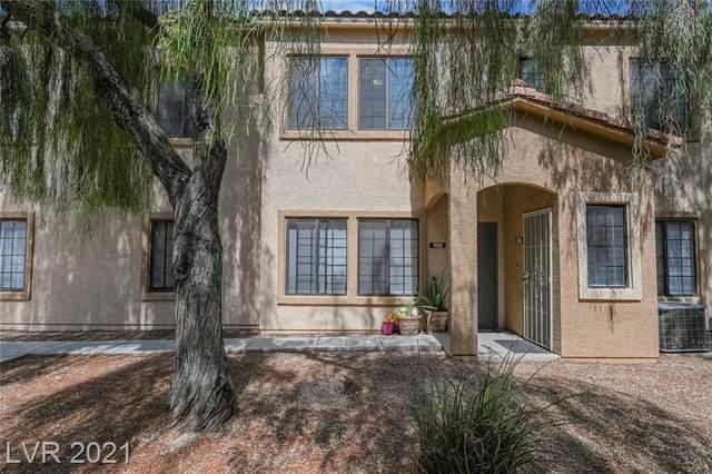 2041 Hussium Hills Street #206, Las Vegas, NV 89108 (MLS #2332507) :: Hebert Group | eXp Realty