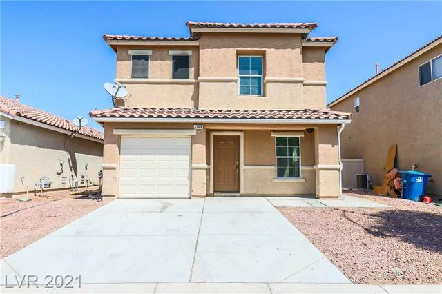 4168 Spruce Fern Lane, Las Vegas, NV 89115 (MLS #2332508) :: Team Michele Dugan
