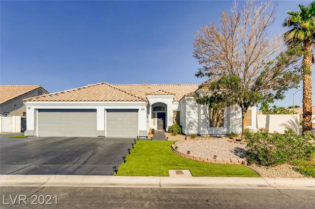 3262 Cambridgeshire Street, Las Vegas, NV 89146 (MLS #2332520) :: DT Real Estate