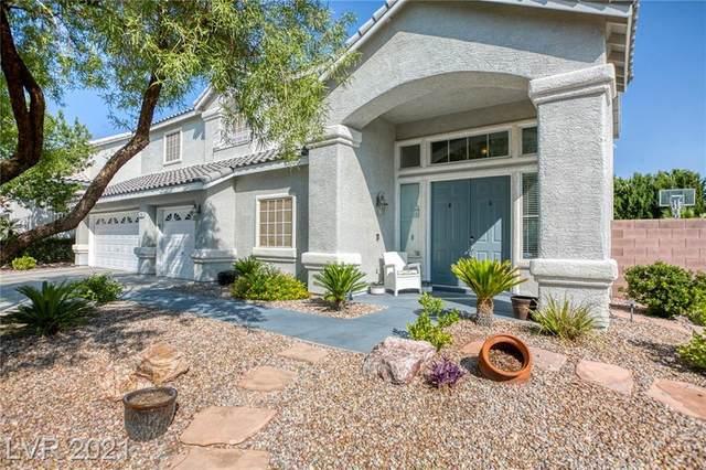 290 Farris Avenue, Las Vegas, NV 89183 (MLS #2332526) :: Team Michele Dugan